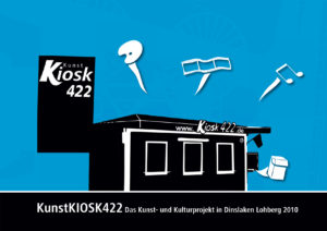 1. Katalog KunstKIOSK422 zur Ruhr 2010 // 2009 - 2010