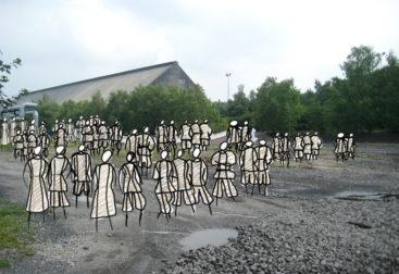 Madonnenskizze ZecheLohberg